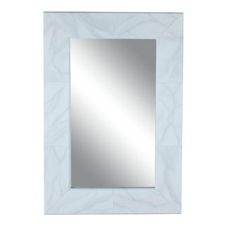 Curated Kravet Gracie Mirror For Sale