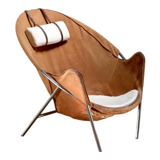 Erik Ole Jørgensen Bo360 Lounge Chair, Denmark For Sale