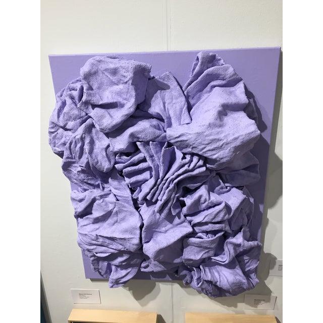 3D Lavender Folds For Sale - Image 7 of 9