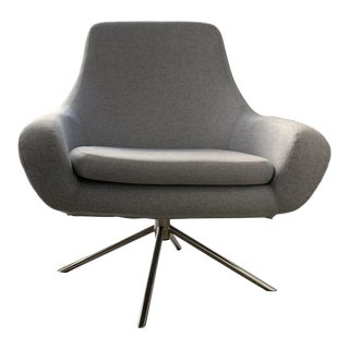Modern Original Noomi Swivel Chair For Sale