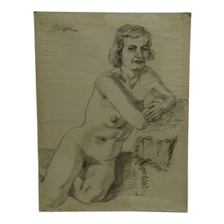 "Original Drawing Sketch ""Dorothy"" by Tom Sturges Jr."
