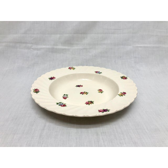 Royal Staffordshire Style Soup Bowls - Set of 7 For Sale In West Palm - Image 6 of 7