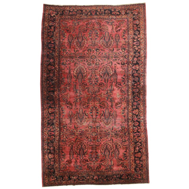 RugsinDallas Persian Hand Knotted Wool Lilihan Rug- 12′ × 20′ - Image 1 of 2