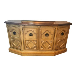 Stanley French Provincial Credenza For Sale