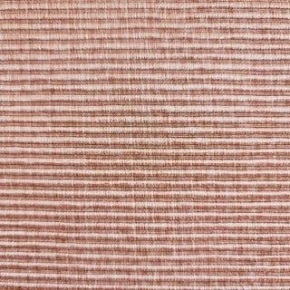 Janet Yonaty Ribbed Silk Designer Fabric by the Yard For Sale