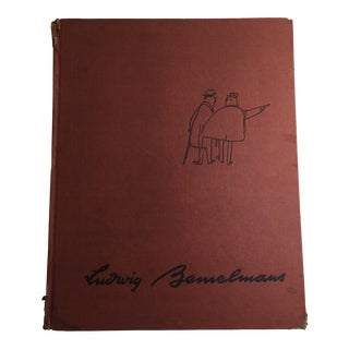 Vintage Ludwig Bemelmans the Best of Times Book