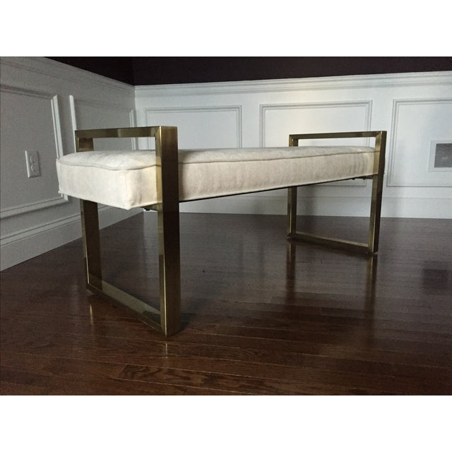 Bernhardt Jet Set Bench - Image 4 of 6