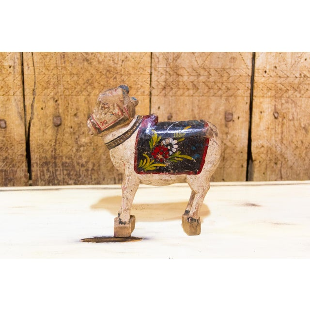 Traditional Neel Nandi Statuette For Sale - Image 3 of 6