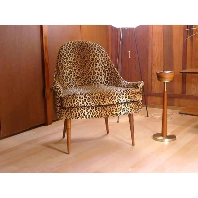 Sculptural Mid Century Danish Modern Chair - Image 9 of 9