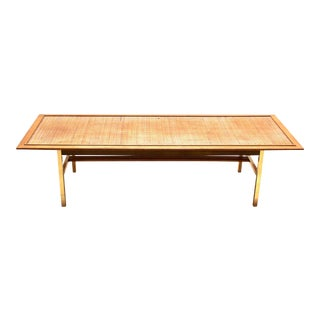 Mid-Century Drexel Sun Coast Coffee Table by Kipp Stewart and Stewart MacDougall For Sale