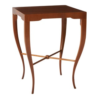 A Tommi Parzinger End table for Charak For Sale