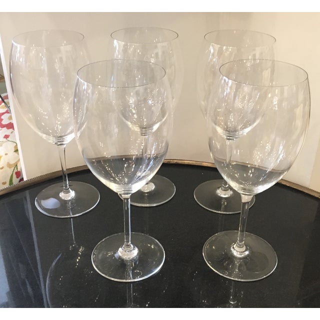 Baccarat Perfection Magnum Wine Glasses - 5 - Image 8 of 10
