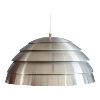 Hans Agne Jakobsson for Ab Markaryd Dome Pendant Light For Sale