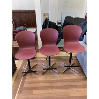 BoConcept Adelaide Adjustable Stools - Set of Three Preview