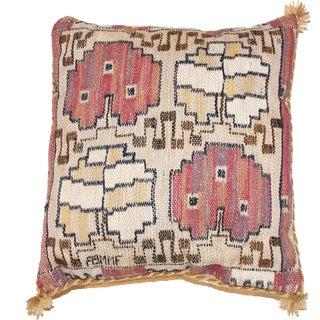 Mid 20th Century Swedish Pillow by Ab Märta Måås-Fjetterström For Sale