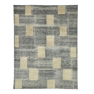 Contemporary Turkish Oushak Rug - 09'02 X 12'00 For Sale