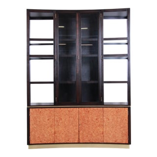 Edward Wormley for Dunbar Superstructure Wall Unit or Room Divider For Sale