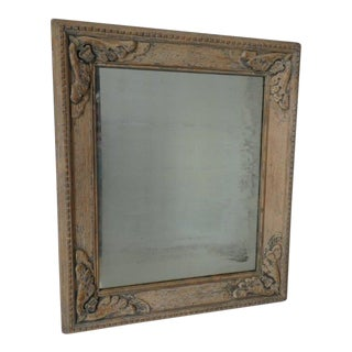 Late 19th Century Antique Beaux Arts Mirror For Sale