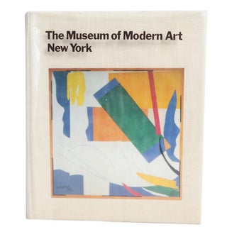 """The Museum of Modern Art, New York"" Book"