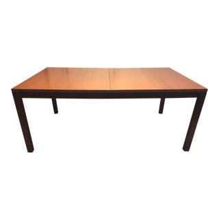 """Directional"" Wood Dining Room Table For Sale"