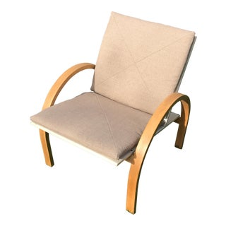 Ole Schjøll for Alta Form Arch Lounge Chair For Sale