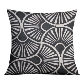 Fantuti Charcoal On Tint Pillow For Sale