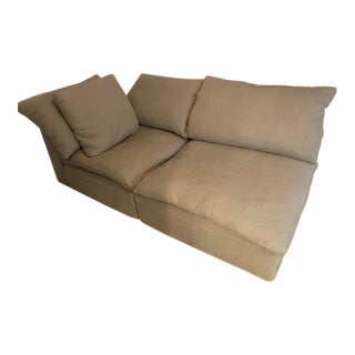 Restoration Hardware Cloud Modular Sofa For Sale