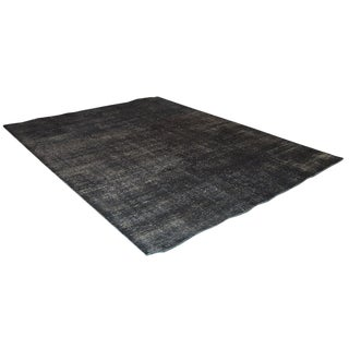 Traditional Sarreid Ltd. Wool Knotted Carpet - 8 X 10 For Sale