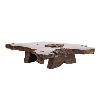 Rufus Blunk Monumental Coffee Table For Sale