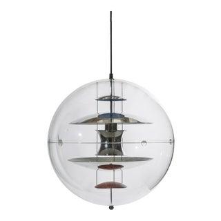 Verner Panton Globe Pendant Lamp For Sale