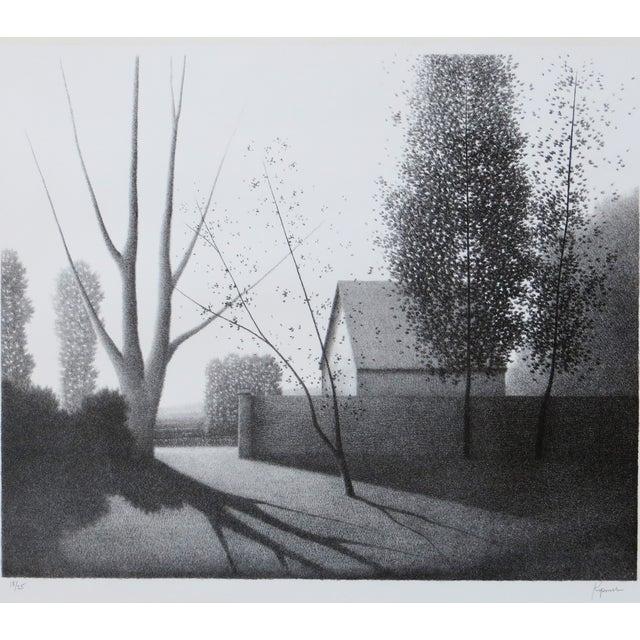 Robert Kipniss Lithograph For Sale
