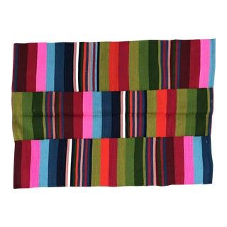 Handwoven Tibetan Textile For Sale
