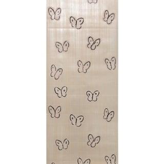 Hunt Slonem for Lee Jofa, Ascension Wallpaper Roll, Pink, 10 Yards For Sale