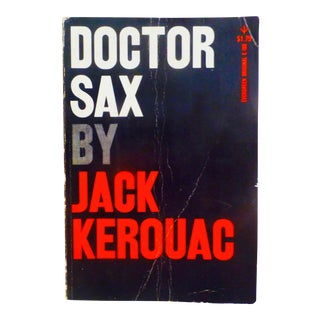 Jack Kerouac's Doctor Sax, 1st Printing Book For Sale