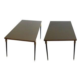 Vintage Maison Jansen Side Tables a Pair