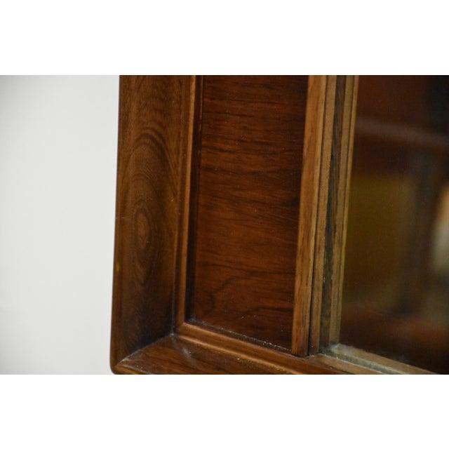 Kent Coffey Perspecta Rosewood Mirror - Image 3 of 3