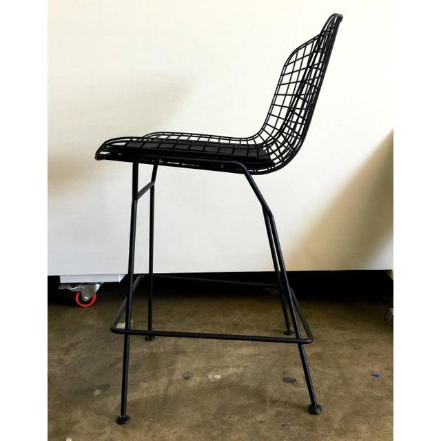 Advanced interior designs bertoia wire counter stool for Advance interior designs