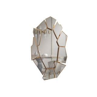 Crackle Mirror From Covet Paris For Sale