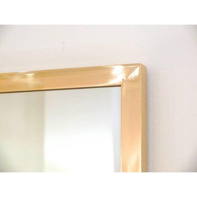CF Modern Custom Solid Brass Square Mirror - Image 3 of 6