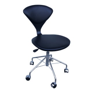 Modern Norman Cherner Contemporary Task Chair For Sale