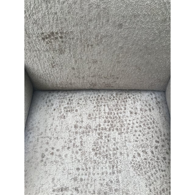 Contemporary Kravet Chairs - a Pair For Sale In Chicago - Image 6 of 10