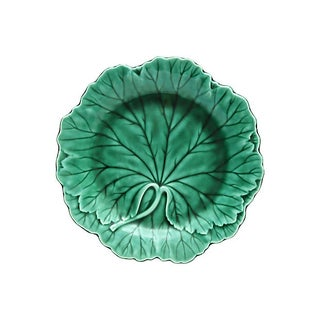 Wedgwood Majolica Leaf Plates, S/12 Preview