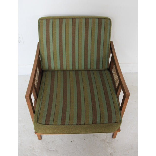 Vintage Mid Century Modern Lounge Chair - Image 5 of 5