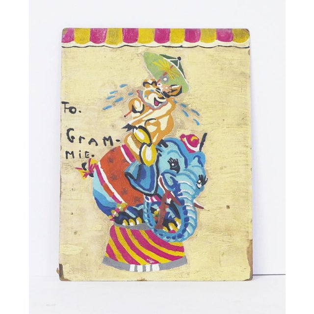 1950s To Grammie Painting For Sale - Image 5 of 5