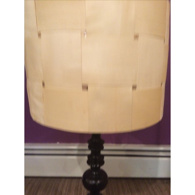 Transitional Style Table Lamps - Pair - Image 4 of 5
