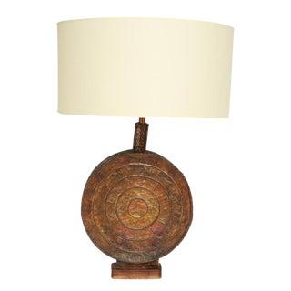 MARCELLO FANTONI TABLE LAMP For Sale