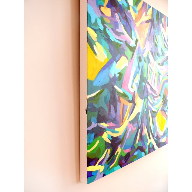 Centered Original Painting - Image 2 of 3