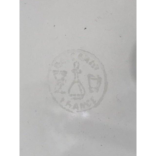 Transparent Vintage Baccarat Nancy Crystal Decanter For Sale - Image 8 of 9