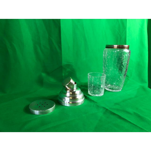 Vintage 1950's Cocktail Shaker For Sale In New York - Image 6 of 10