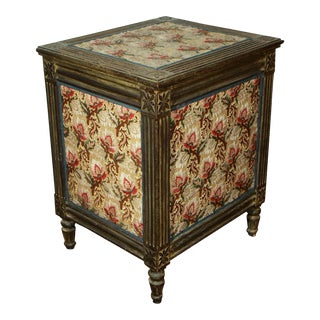 20th Century Louis XVI Style Trunk or Lift-Top Table For Sale